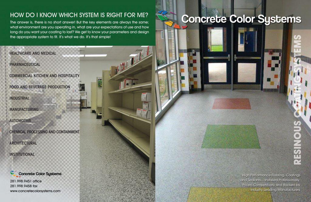 concrete stain floors